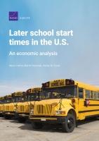 تأخير بدء الدوام الدراسي في الولايات المتحدة الأمريكية: تحليل اقتصادي