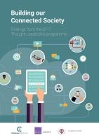 بناء مجتمعنا المترابط: النتائج المُستخلَصَة من برنامج القيادة الفكرية لعام 2017