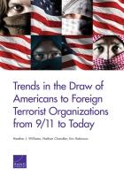 اتجاهات في استقطاب الأمريكيين نحو المنظمات الإرهابية الأجنبية من أحداث 11 أيلول / سبتمبر حتى اليوم