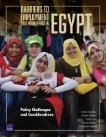 معوقات العمل التي تواجه النساء في جمهورية مصر العربية