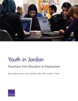 الشباب في الأردن