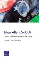 ليبيا بعد القذافي
