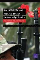 نماذج الشراكة الجديدة في قطاع الأمن والعدل: تداعيات الثورات العربية